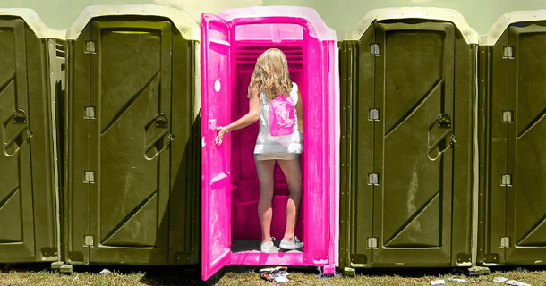 New Startup Allows Women To Pee Standing Up Better Than Men